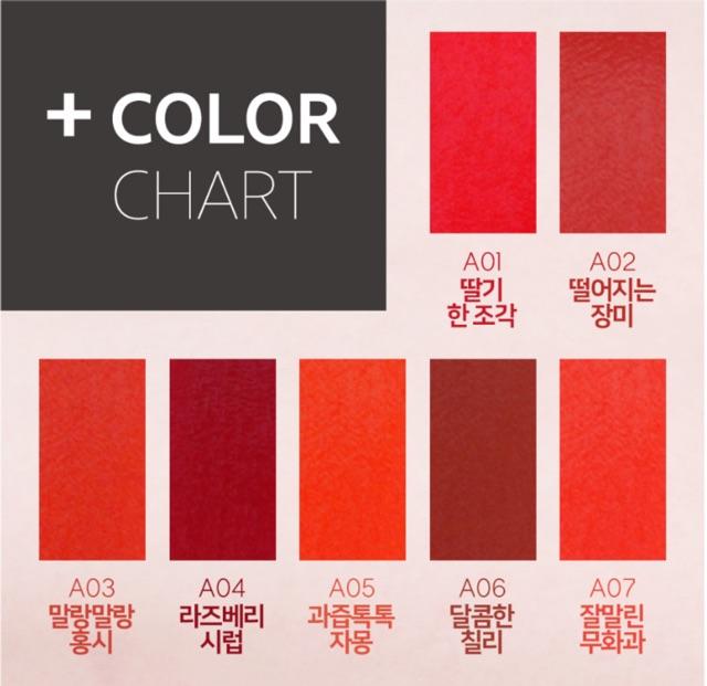 [Mã COSFS2 giảm 10% đơn 150K] [SẴN MÀU TỪ A01=> A17] Son Kem Lì Black Rouge Air Fit Velvet Tint – Hàn QuốcA01A01A01