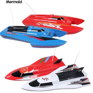 💖High Speed 4CH Electric Remote Control Racing Boat Model Toys Kids Gift