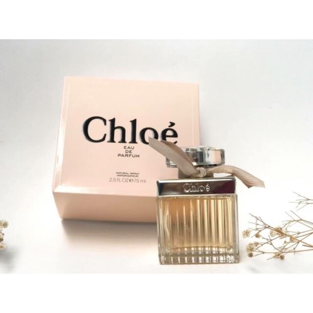 Nước Hoa Nữ Chloé Eau De Parfum 75ml | Shopee Việt Nam