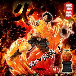 [BONUS] Mô hình Porstgas D. Ace One Piece kèm trái Mera Mera
