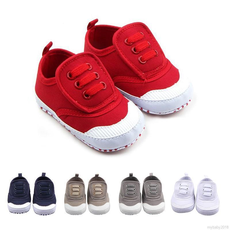 💕 My Baby 💕 Giày vải tập đi ấm áp cho bé trai
