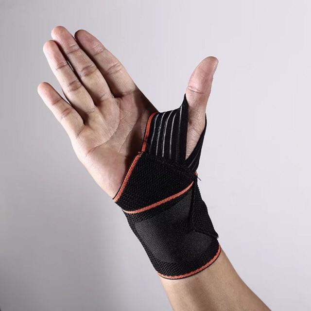 Đai quấn bảo vệ cổ tay - DQT01