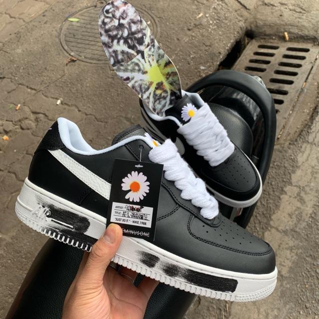 Giày G-Dragon màu đen hàng rép 1:1 (phờ ri síp+full bill)