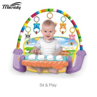 Chăn đàn Piano đồ chơi cho bé