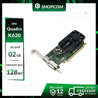Nvidia Quadro K620 - 2G DDR3 128Bit thumbnail