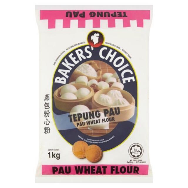 Tepung Pau Baker S Choice Halal