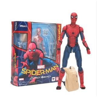 Bộ đồ chơi cho trẻ hình Spider man