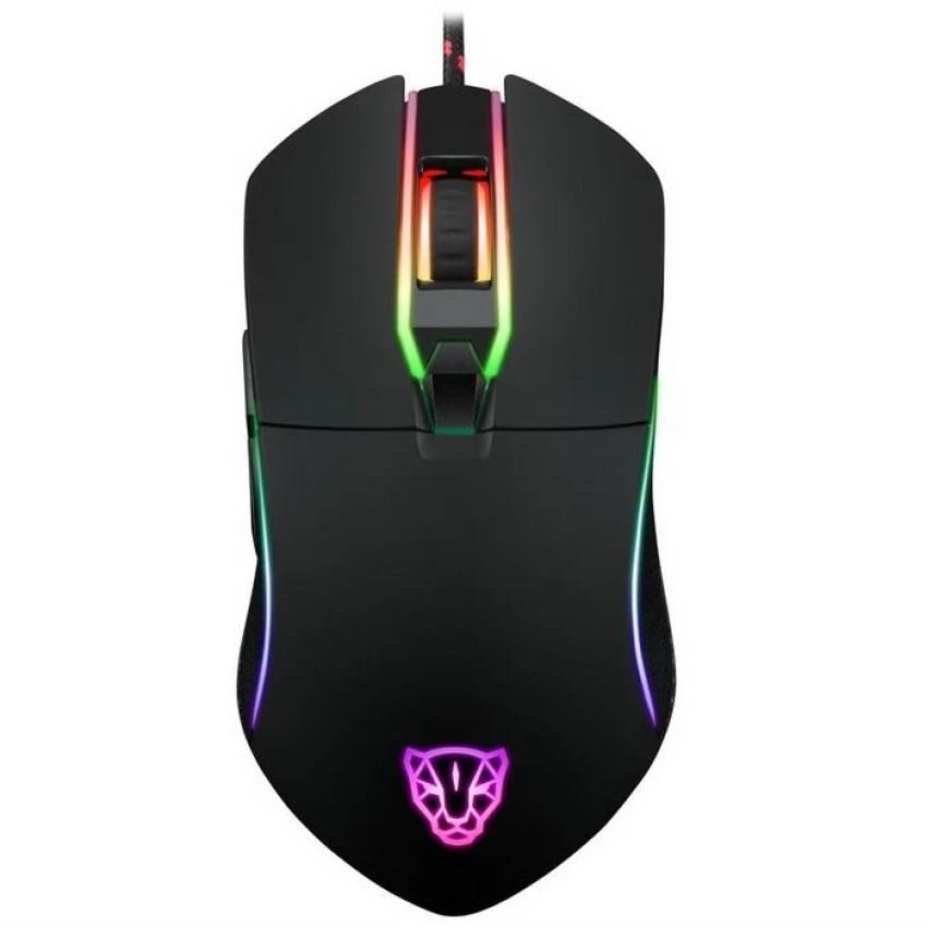 Chuột game thủ Motospeed V30 Optical Gaming Mouse LED RBG - hàng chính hãng