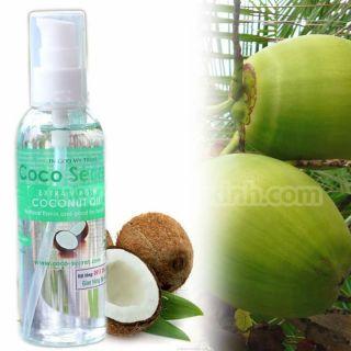 Dầu dừa nguyên chất coco secret 100 ml chính hãng giá rẻ