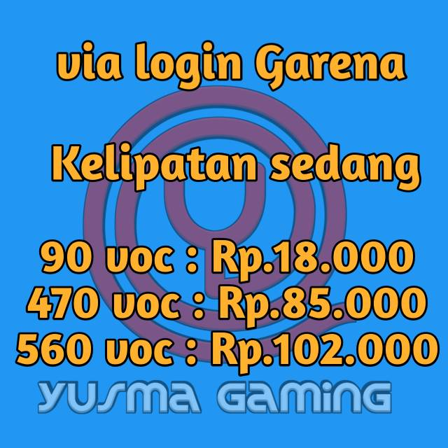 TOP UP Diamond PROMO FREE FIRE GARENA VIA USER ID - TOP UP Diamond