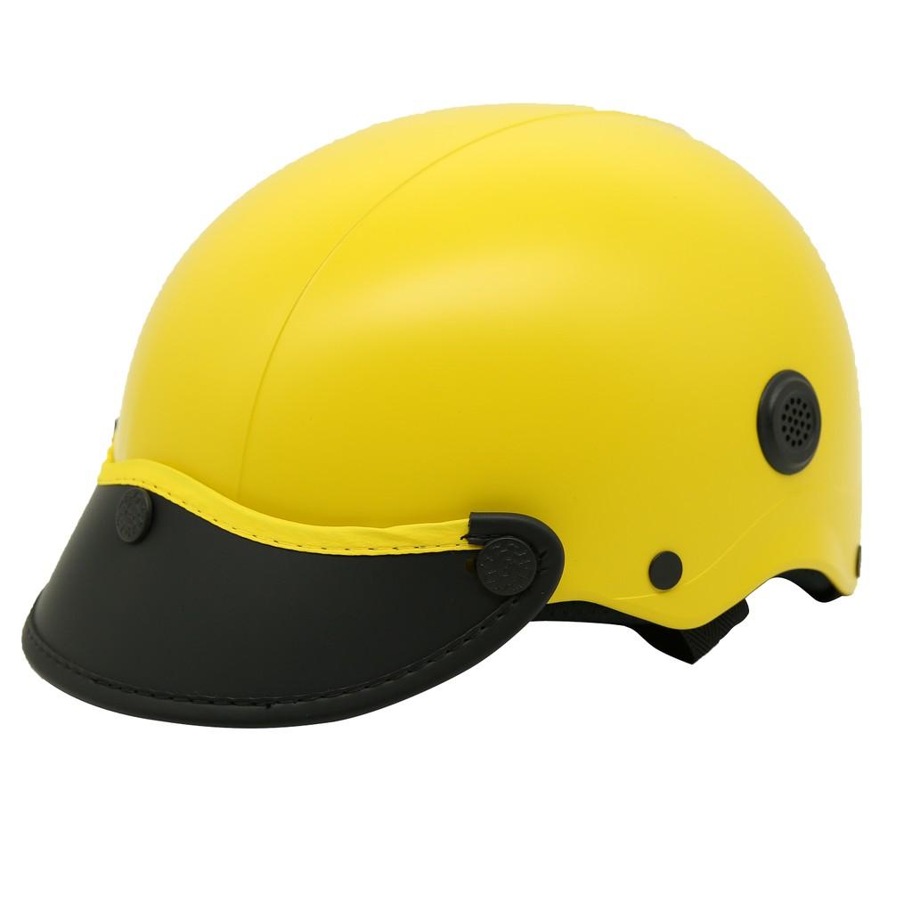 Mũ bảo hiểm lỗ thông gió NÓN SƠN chính hãng A-V