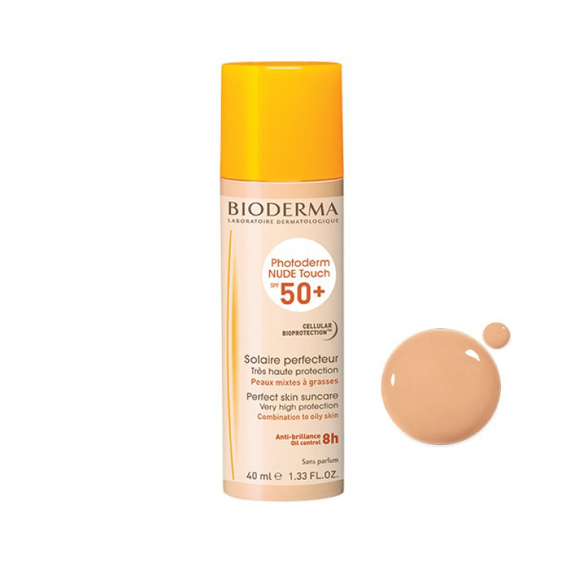Kem chống nắng Bioderma Photoderm Nude Touch SPF 50+ 40ml