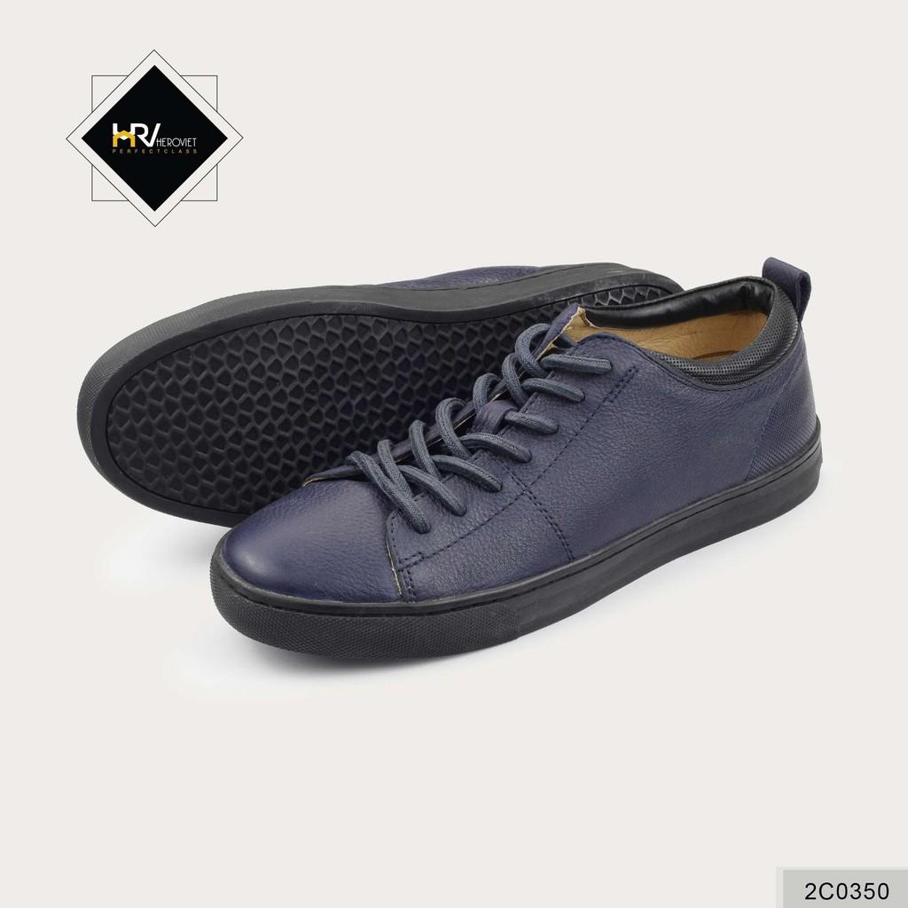 Giày nam thời trang có dây buộc da thật xanh tím than LVTN 2C0350 Hàng hiệu xịn AKD Chất lượng Hàng xịn Cao cấp xiin Xịn - 15083846 , 1698278390 , 322_1698278390 , 1623000 , Giay-nam-thoi-trang-co-day-buoc-da-that-xanh-tim-than-LVTN-2C0350-Hang-hieu-xin-AKD-Chat-luong-Hang-xin-Cao-cap-xiin-Xin-322_1698278390 , shopee.vn , Giày nam thời trang có dây buộc da thật xanh tím