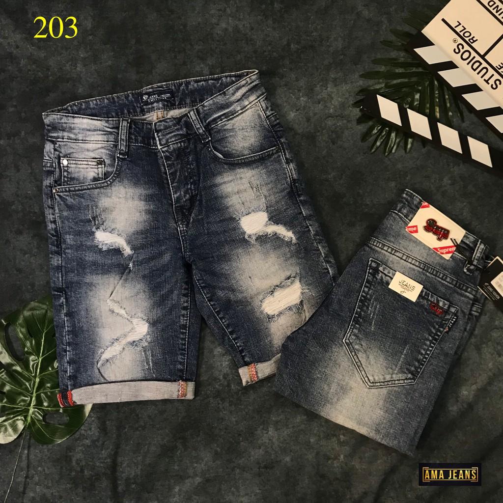 Quần Short Jeans Thời Trang Quần Jean