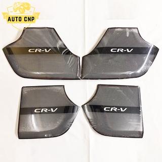 Ốp màng loa cho xe HONDA CRV chất liệu thép mạ TITAN, bảo vệ khu vực loa sạch sẽ không bụi bặm AUTO CNP thumbnail