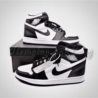 Giày jordan cổ cao. FULL BOX BILL Giầy thể thao nam nữ, Sneaker đen trắng đủ size thumbnail