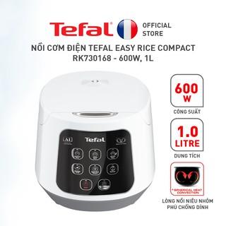 Nồi cơm điện Tefal Easy Rice Compact RK730168 - 600W, 1L thumbnail