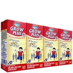 1 Thùng sữa bột pha sẵn dielac grow plus đỏ 180ml (12 vỉ x 4 hộp)