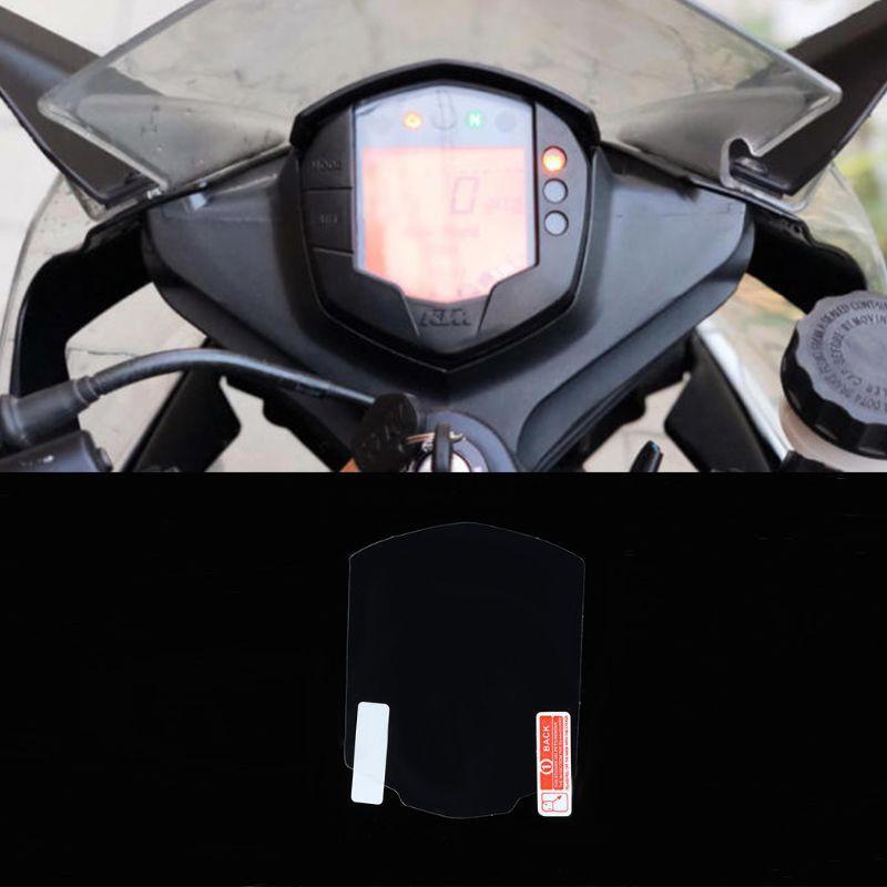 Bộ 2 miếng dán chống trầy bảo vệ màn hình dành cho xe KTM DUKE 200