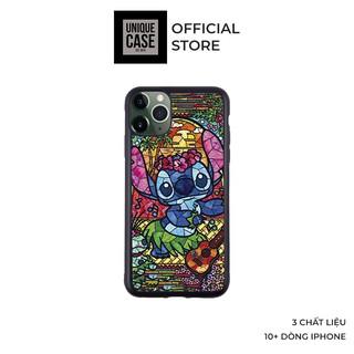[Mã SKAMCLU9 giảm 10% đơn 100K] Ốp lưng điện thoại iPhone Unique Case in hình Stitch CHAT007 thumbnail