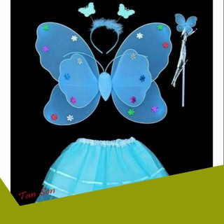 [ƯU ĐÃI LỚN] Bộ cánh bướm thiên thần đáng yêu rẻ vô địch