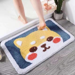 Yêu ThíchThảm chùi chân nhà bếp , nhà tắm lông xù siêu mềm mịn 40x60
