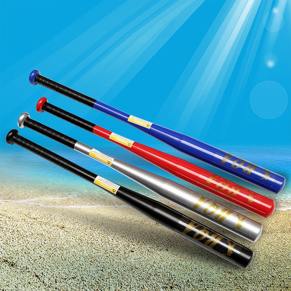 25'' 63cm Aluminum alloy Black Baseball Bat Racket 12oz Softball