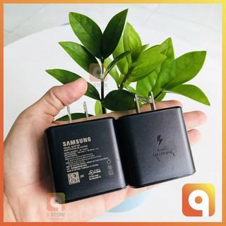 [Hàng chuẩn] Củ Cáp sạc nhanh 45W Samsung chính hãng – Cáp sạc type C to type C