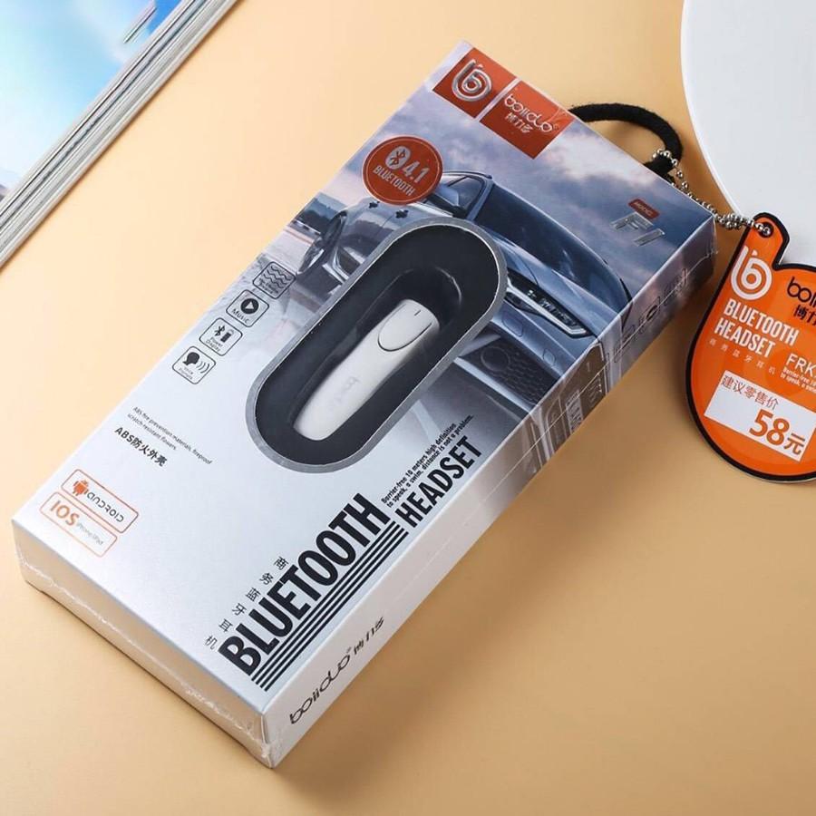 Tai Nghe Chính Hãng Bluetooth Boliduo F1 – Bluetooth Ver 4.1