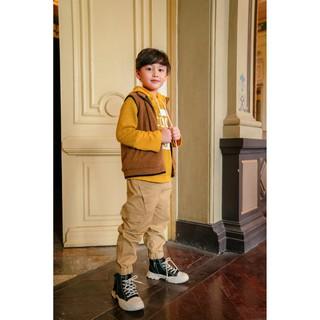 IVY moda áo khoác bé trai MS 76K1151