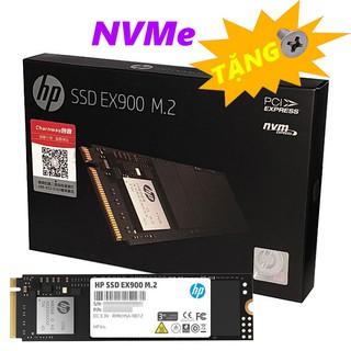 Ổ cứng SSD M.2 PCIe NVMe HP EX900 120GB - bảo hành 3 năm - SD28
