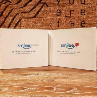Smilee – Bộ kít làm trắng răng cao cấp được nhập khẩu trực tiếp từ Hoa kỳ