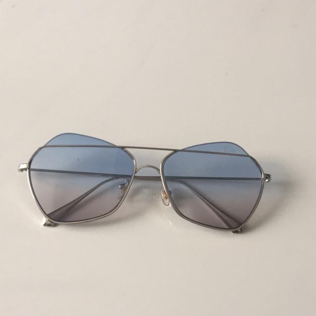 Thanh lý kính kiểu nữ gọng kim loại Dior cao cấp super