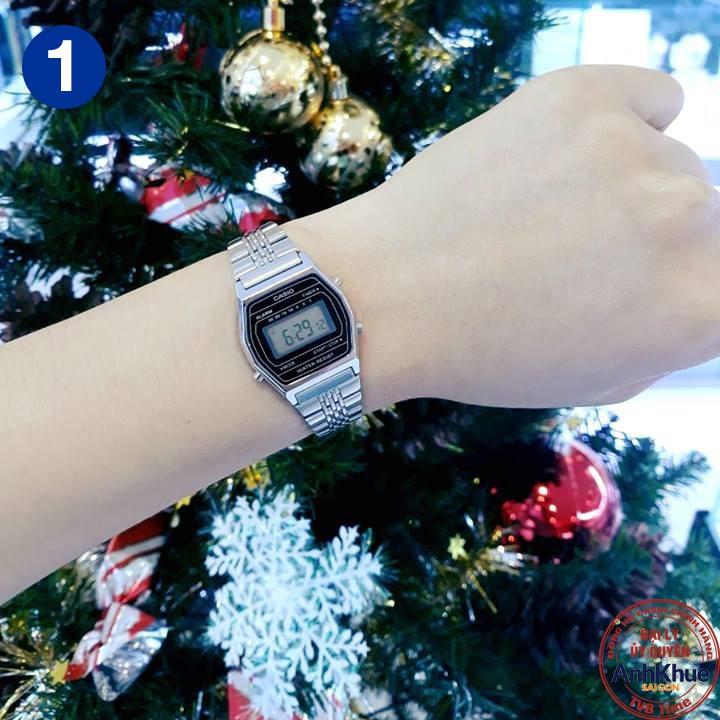 Đồng hồ nữ Casio Standard chính hãng Anh Khuê LA690 Series
