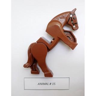 Nhân vật Lego Animal #15 Ngựa