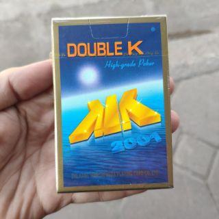 Bộ bài Double K chính hãng