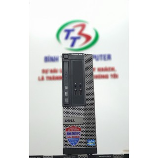Máy tính Dell Optiplex 3010 SFF CPU core i3 3220 Ram 4G HDD 320G