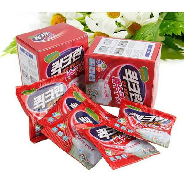 Hộp 5 gói bột thông cống Hàn Quốc | Bột thông tắc vệ sinh Hàn Quốc - 3538286 , 1309118456 , 322_1309118456 , 38000 , Hop-5-goi-bot-thong-cong-Han-Quoc-Bot-thong-tac-ve-sinh-Han-Quoc-322_1309118456 , shopee.vn , Hộp 5 gói bột thông cống Hàn Quốc | Bột thông tắc vệ sinh Hàn Quốc