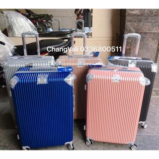 [CHÍNH HÃNG HP] vali kéo HP841 size 28-kẻ sọc,bịt góc,vân nhám siêu chống sước thumbnail