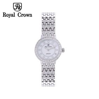 [ROYAL CROWN CHÍNH HÃNG] Đồng hồ nữ Chính Hãng Royal Crown 3650L-SS thumbnail
