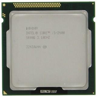 Chip Intel® Core™ i5-2400 (6M bộ nhớ đệm, tối đa 3,40 GHz (Giá Khai Trương) Tặng keo tản nhiệt
