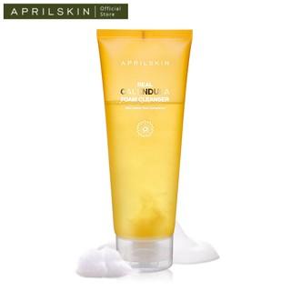 Sữa rửa mặt - Aprilskin Real Calendula Foam Cleanser thumbnail