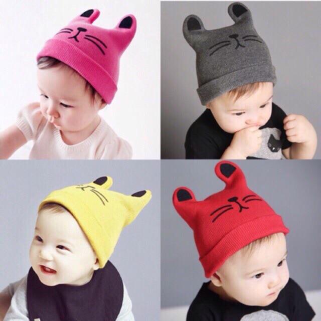 Mũ len cho bé trai và bé gái - 3101635 , 748708898 , 322_748708898 , 28000 , Mu-len-cho-be-trai-va-be-gai-322_748708898 , shopee.vn , Mũ len cho bé trai và bé gái