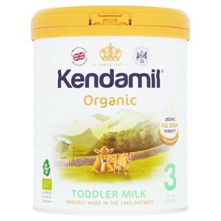 Sữa Kendamil Organic số 3 800g