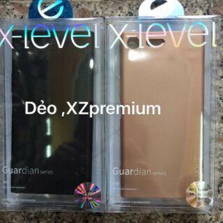 Ốp dẻo xlevel màu cho Sony XZpremium