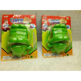 [GIÁ PHÁ ĐẢO] Đồ chơi khám răng cá sấu + Tặng kèm 1 đèn led cổng USB + led usb