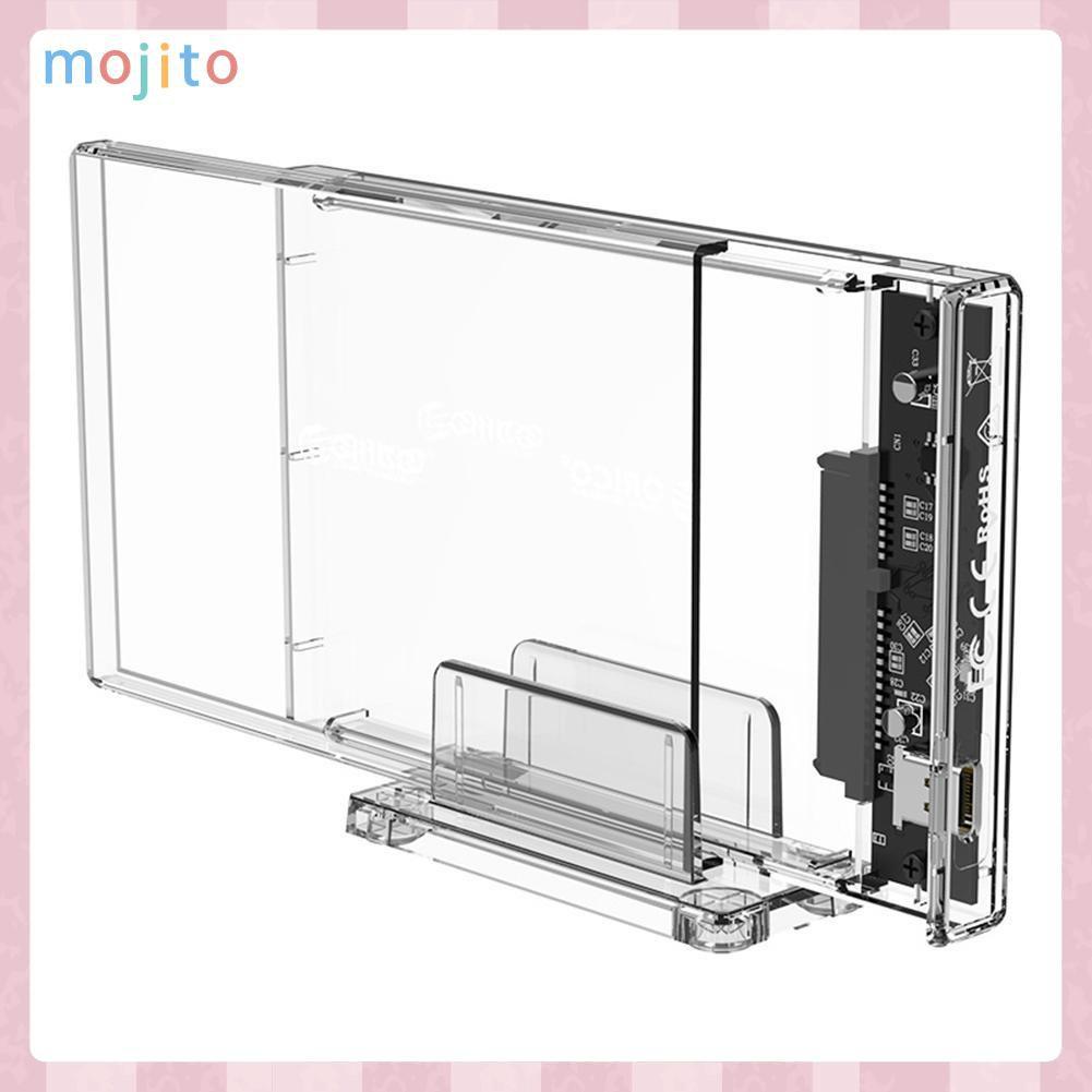 Hộp Đựng Ổ Cứng Ngoài Mojito Orico Hdd Usb 3.1 Type C Sang 2.5 Sata