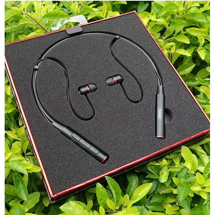 [Mã 267ELSALE hoàn 7% đơn 300K] Tai Nghe Bluetooth Thể thao Remax RB-S6