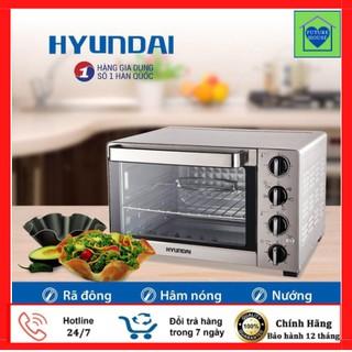 Lò nướng đa năng 30L35L/45L Hyundai HDE 3000/3001/3002[Chính Hãng][FreeShip]