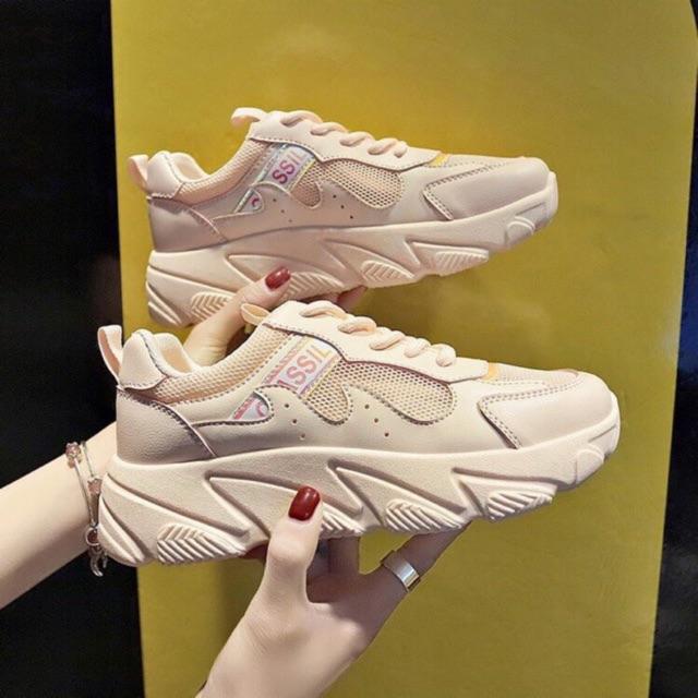 Giày thể thao nữ SSILL hàng có sẵn